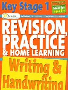 Nape English Revision Practice Writing & Handwriting Ages 6-7