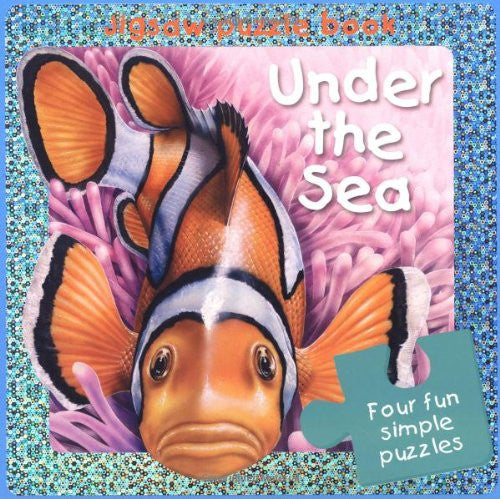 Under The Sea Jigsaw Puzzle Book