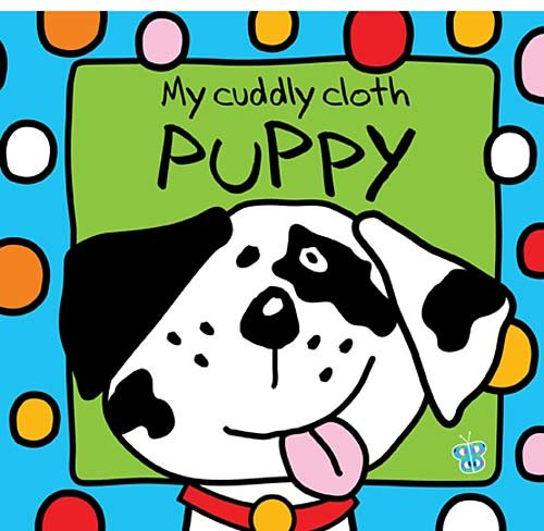 My Cuddly Cloth Puppy Cloth Book