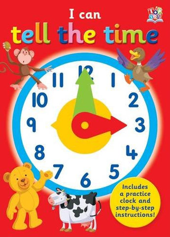 I can tell the time - with Practice Clock
