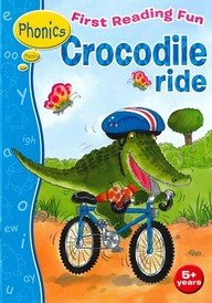 Phonics First Reading Fun Crocodile Ride