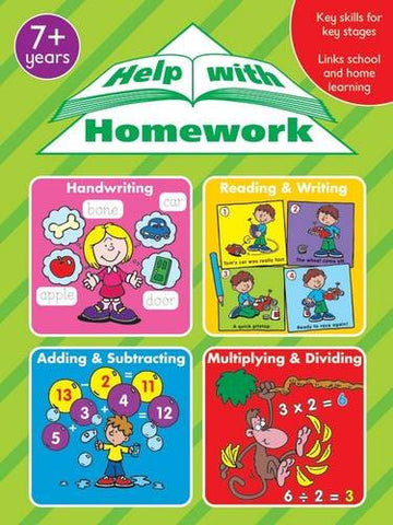 Help With Homework (Combined) Age 7+