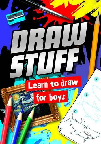 Draw Stuff Learn to Draw for Boys