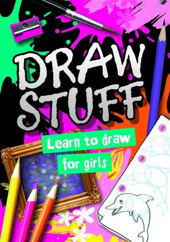 Draw Stuff Learn to Draw for Girls