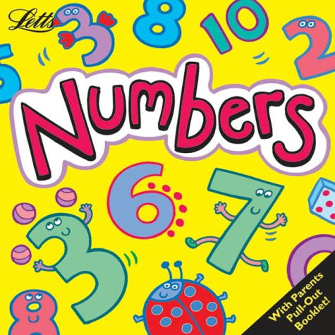 Letts Pre School Fun Learning Numbers