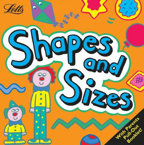 Letts Pre School Fun Learning Shapes And Sizes