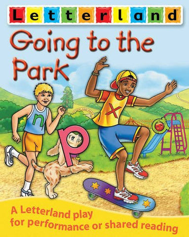 Letterland Play - Going To The Park
