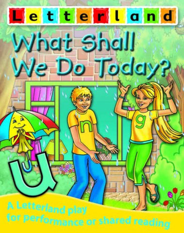 Letterland Play - What Shall We Do Today?