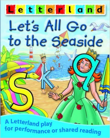 Letterland Play - Lets All Go To The Seaside