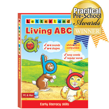 Living ABC (Software CD-Rom)