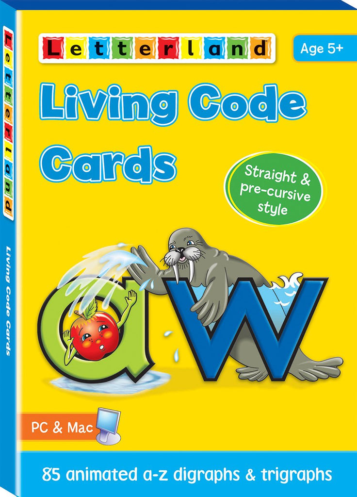 Living Code Cards (Software CD-Rom)