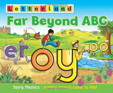 Letterland Far Beyond ABC (Hardback)