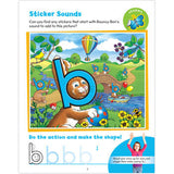 ABC Activity Book with Stickers