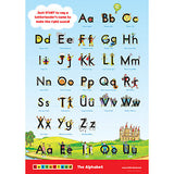 Alphabet Posters (Pack of 3)