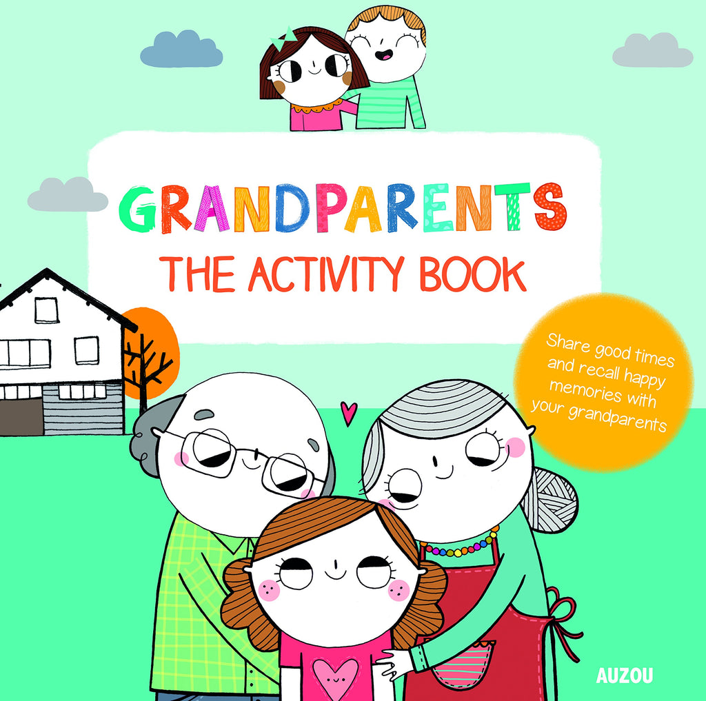 Grandparents : The Activity Book