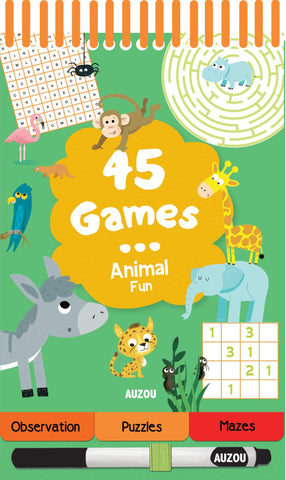 45 Games - Animal Fun