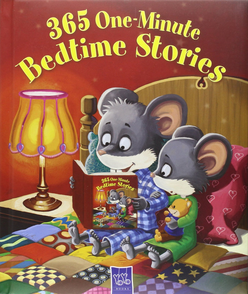 365 One-Minute Bedtime Stories