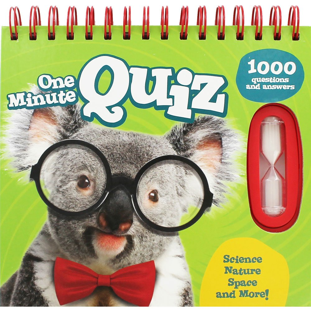 One Minute Quiz: Science Nature Space and More!