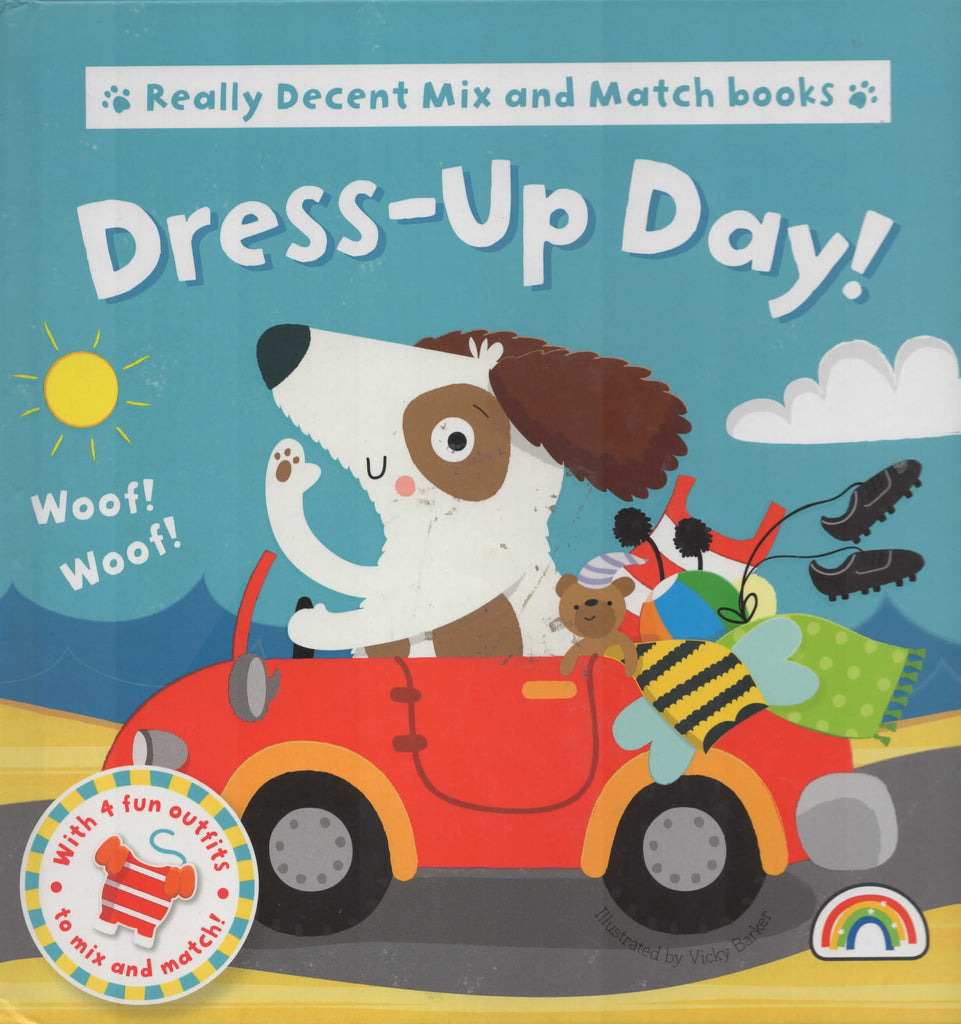 Dress-Up Day! Really Decent Mix and Match books