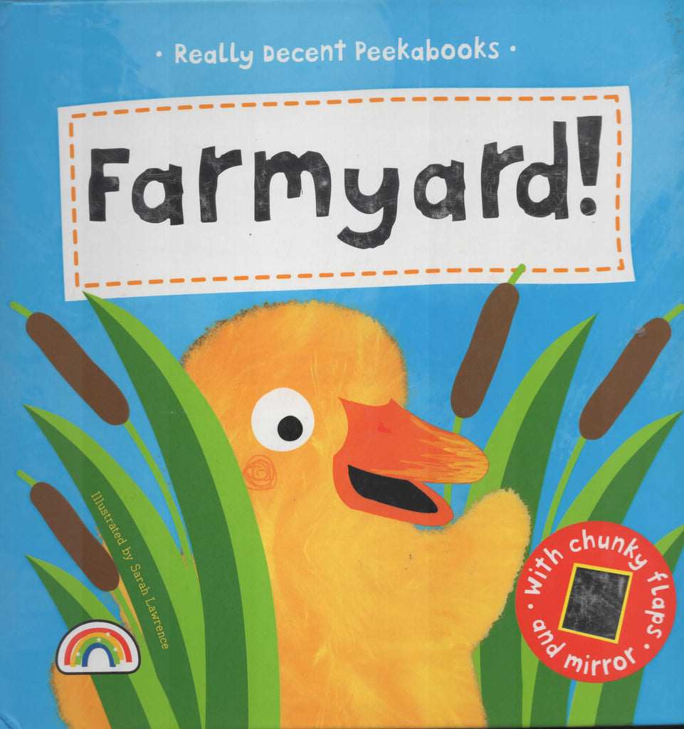 Farmyard! Really Decent Mix and Match books