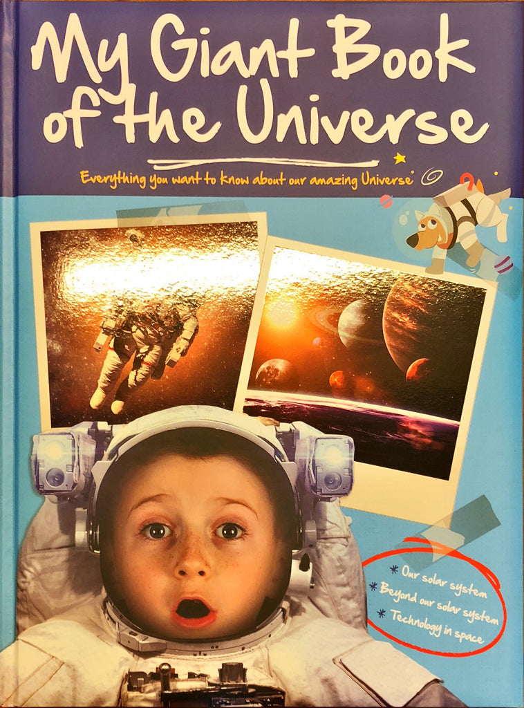 My Giant Book of the Universe