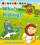 Who's Hiding? (Lift-the-Flap Book)