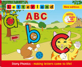 Letterland ABC (Paperback + Audiobook CD)