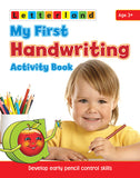 My First Handwriting Activity Book