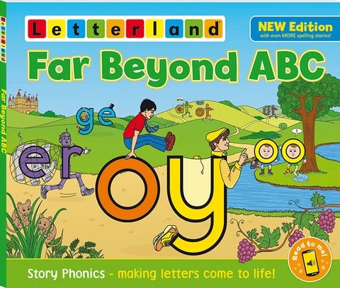 Letterland Far Beyond ABC (New Edition with Read to Me audio)