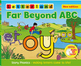 Letterland Far Beyond ABC (Paperback + Audiobook CD)