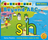 Letterland Beyond ABC (New Edition with Read to me audio)