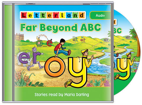 Letterland Far Beyond ABC (Audiobook CD)