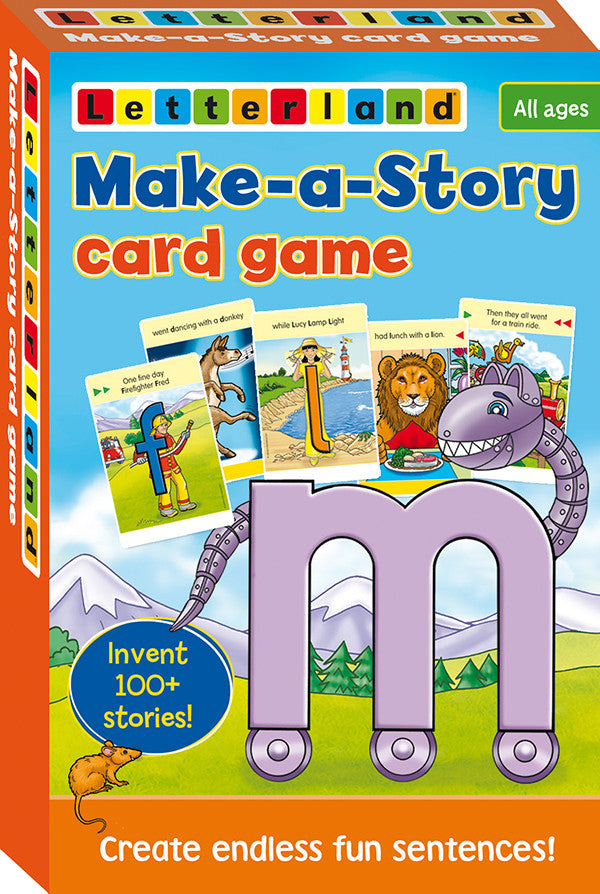 Make-a-Story Card Game