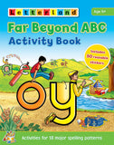 Far Beyond ABC Activity Book with Stickers