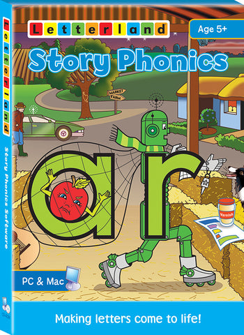 Story Phonics (Software CD-Rom)