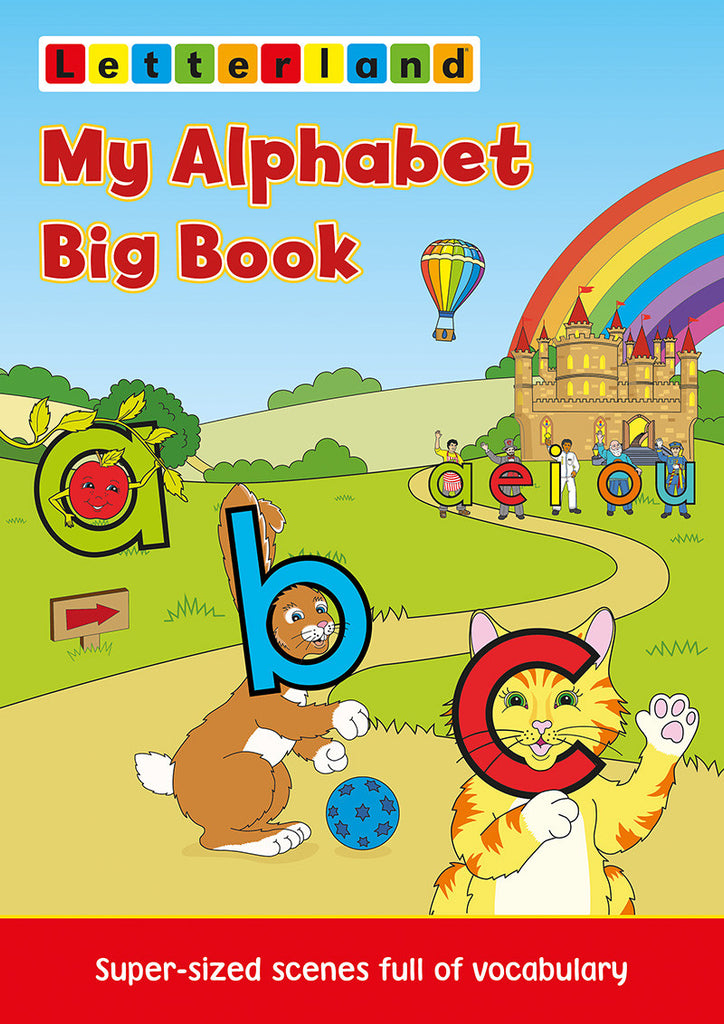 My Alphabet Big Book