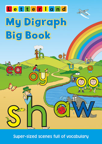 My Digraph Big Book