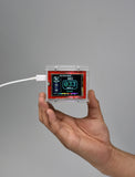 Air Tricorder: Portable Real-time PM 2.5 AQI Monitor