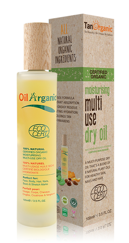 Moisturising Multi-Use Dry Oil