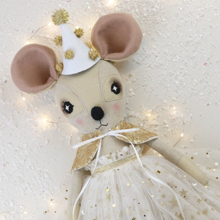 New Year's Eve Delphine Dormouse