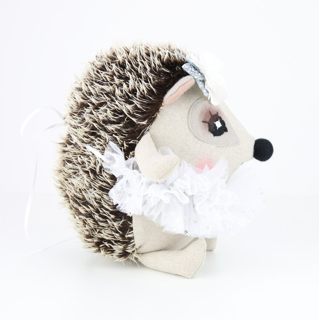 Silver Hetty Hedgehog