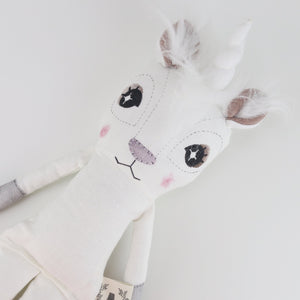 Keepsake Dip-Dye Eugenie Unicorn