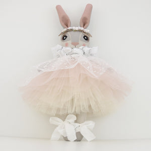 Didi + Bud Collaboration Hebe Hare Heirloom Doll