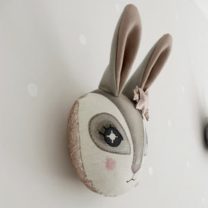 Hare Animal Wall Head