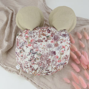 Dormouse Liberty Print Cushion