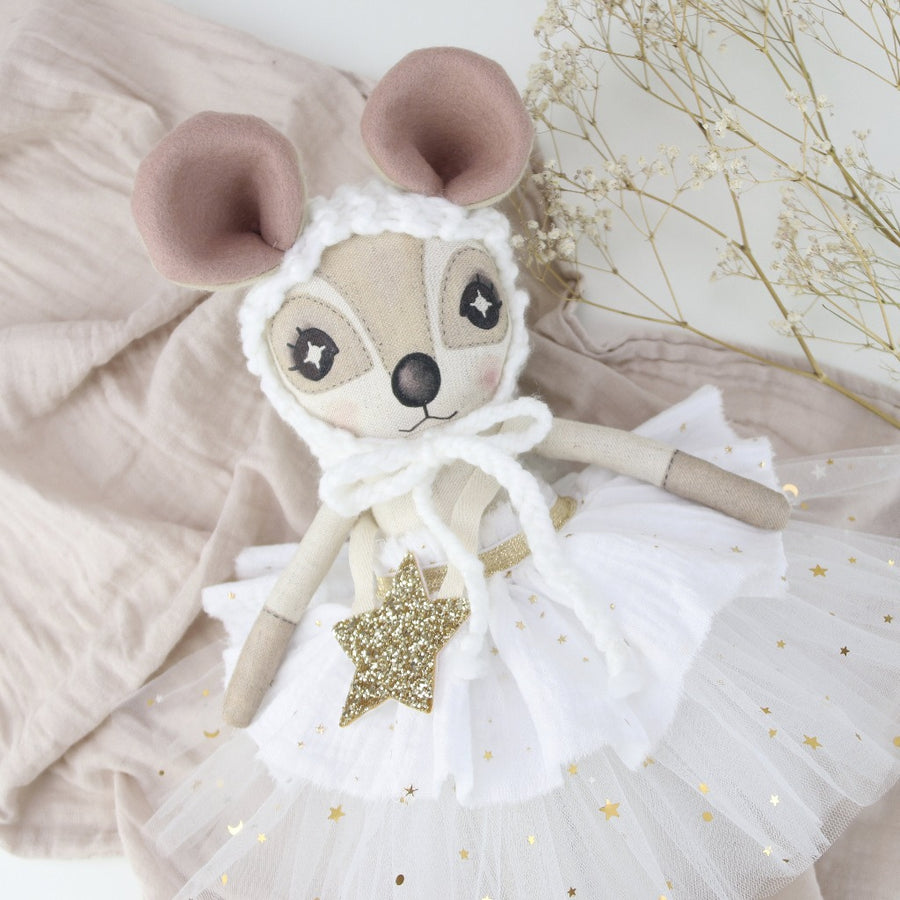 Keepsake White Star Outfit
