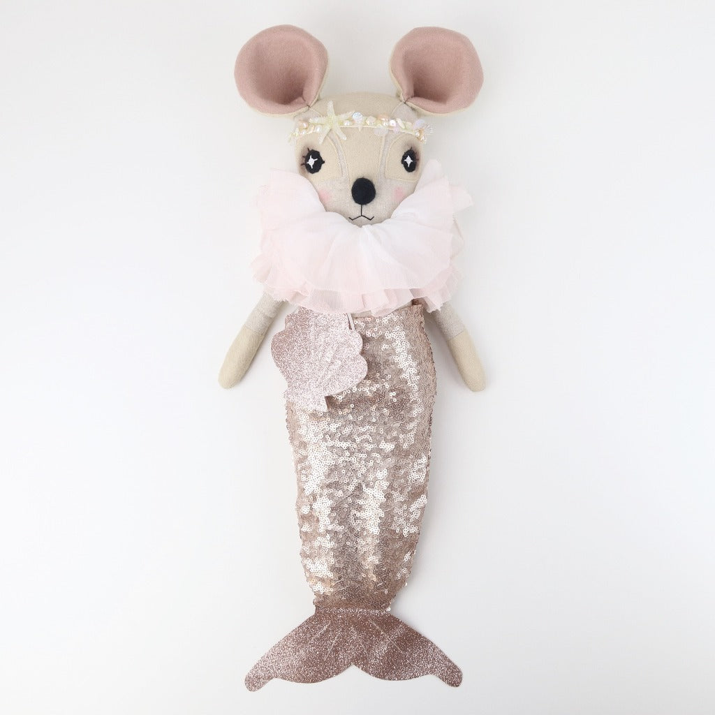 Mermaid Delphine Dormouse