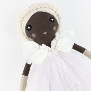 Design a doll Pearl Tulle Dress