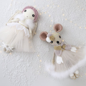 'Baby It's Cold Outside' Delphine Dormouse