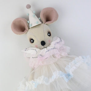 Birthday Delphine Dormouse